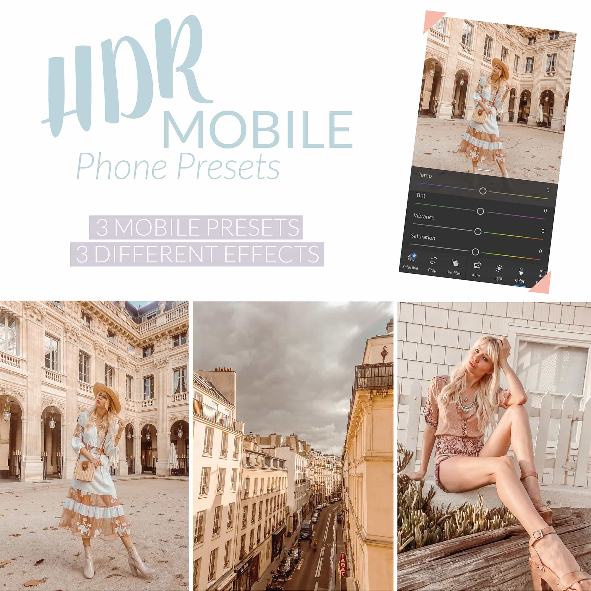 free presets lightroom mobile
